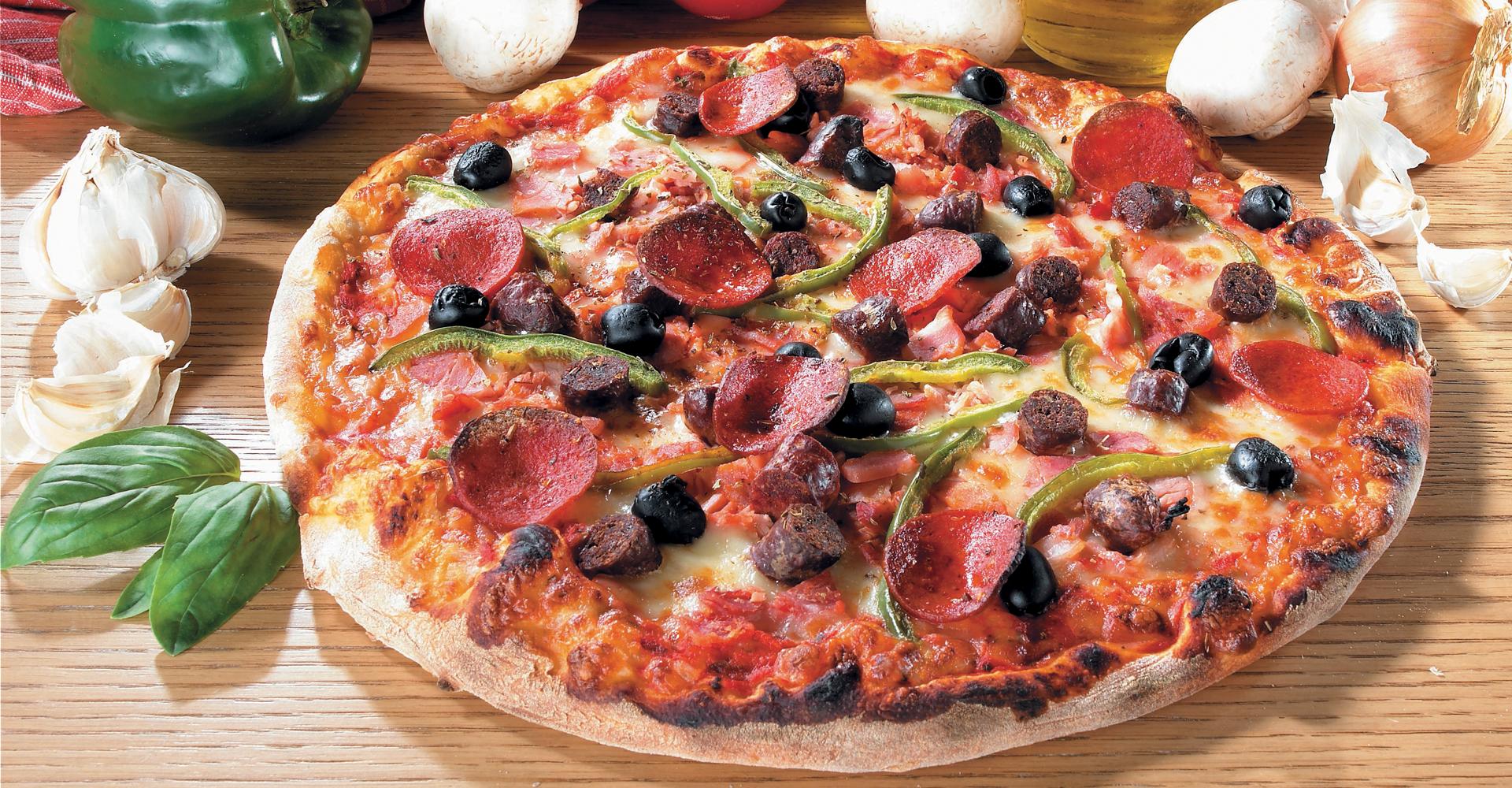 Bienvenue à La Pizzetta